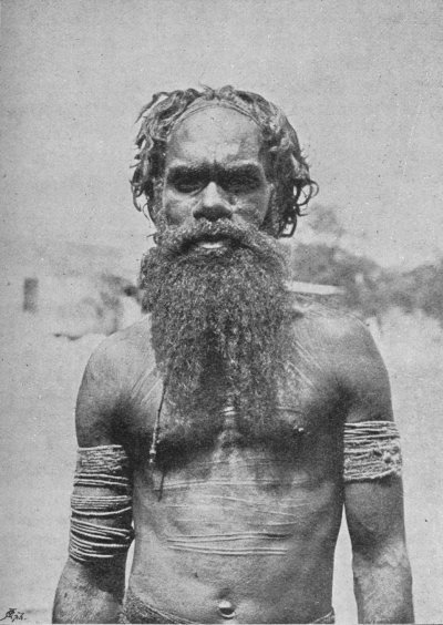 An Aboriginal Man