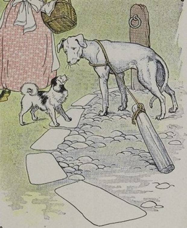 Aesop's Fables - The Mischievous Dog By Milo Winter