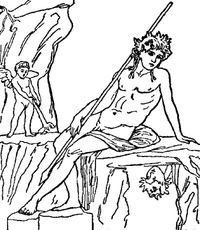 Why The Narcissus Grows By The Water - A Greek Legend