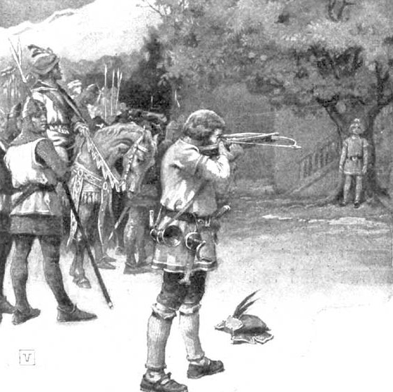 The Story Of William Tell - A Famous Legend
