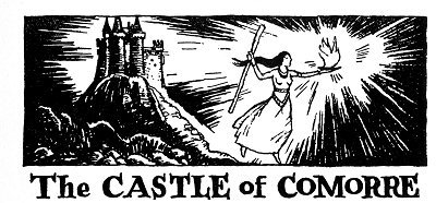 Folk Tale From Britanny - Title For The Castle Of Comorre