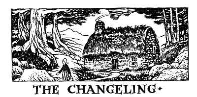 Folk Tale From Britanny - Title For The Changeling