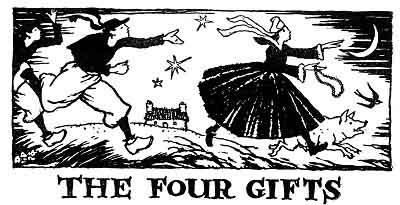 Folk Tale From Britanny - Title For The Four Gifts