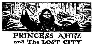 Folk Tale From Britanny - Title For Princess Ahez And The Lost City